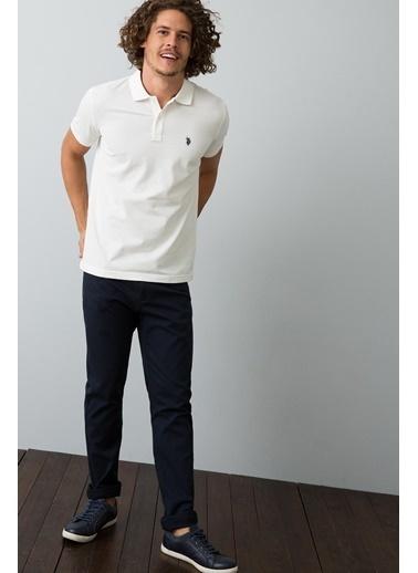 U.S. Polo Assn. Tişört Bej